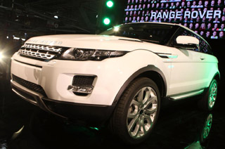 4x4 news press releases offroad land rover jeep suzuki 4 july 2011 the new range rover evoque passed an important milestone today when the first production vehicle was driven off the line at land rovers freerunsca Image collections