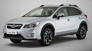 CHIC NEW SUBARU XV ARRIVES IN IRELAND