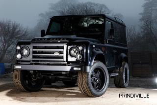 PRINDIVILLE DESIGN UNVEILS LIMITED EDITION LAND ROVER DEFENDER