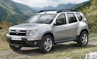 THE DACIA 100 DAY COUNTDOWN CONTINUES BEAT THE RUSH: PRE-ORDER A DACIA DUSTER WITH JUST �100 DEPOSIT