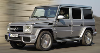 G-CLASS SUMMIT - MERCEDES-BENZ G 63 AMG