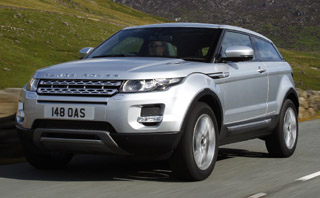 RANGE ROVER EVOQUE SCOOPS MSN CARS CAR OF THE YEAR