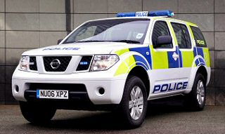 Nissan for British Transport Police
