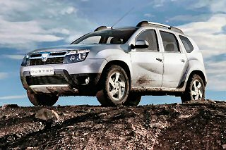 DACIA DUSTER, THE AFFORDABLE OFF-ROADE
